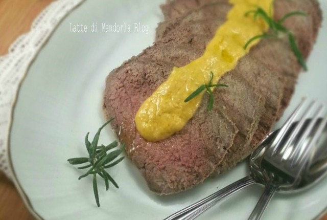 ROAST BEEF ALL'INGLESE -Blog Ricette senza Lattosio per intolleranti – Copyright © All Rights Reserved (Blog Giallozafferano)