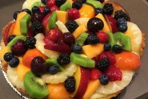 TORTA CALIFORNIANA Crostata Morbida alla Frutta