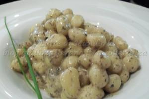 Gnocchi al tartufo