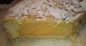 Torta Frangipane, ricetta senza latte