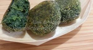 Polpette di spinaci al forno