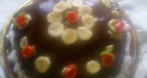 Torta di crepes al cioccolato, ricetta senza latte