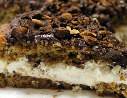 HOAK Cake – Torta alle nocciole arancia e mandorle