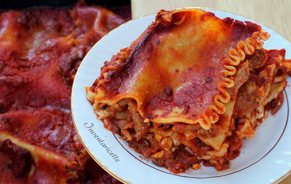 lasagne napoletane ricette napoletane originali ricette tipiche cucina partenopea