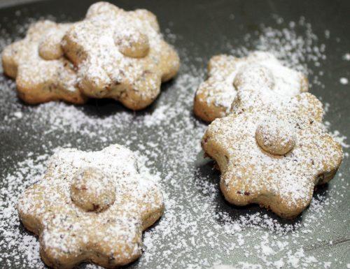 Biscotti integrali al rooibos caramellato e vaniglia