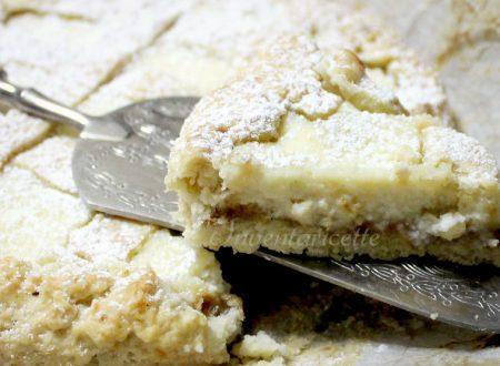 Crostata con Ricotta e Dulce de Leche | Ricetta Furba
