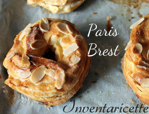 Paris Brest vuoti