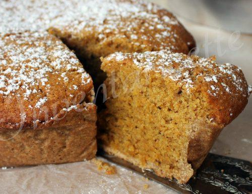 Torta di Carote in Guscio d'Orzo e Burro d'Arachidi