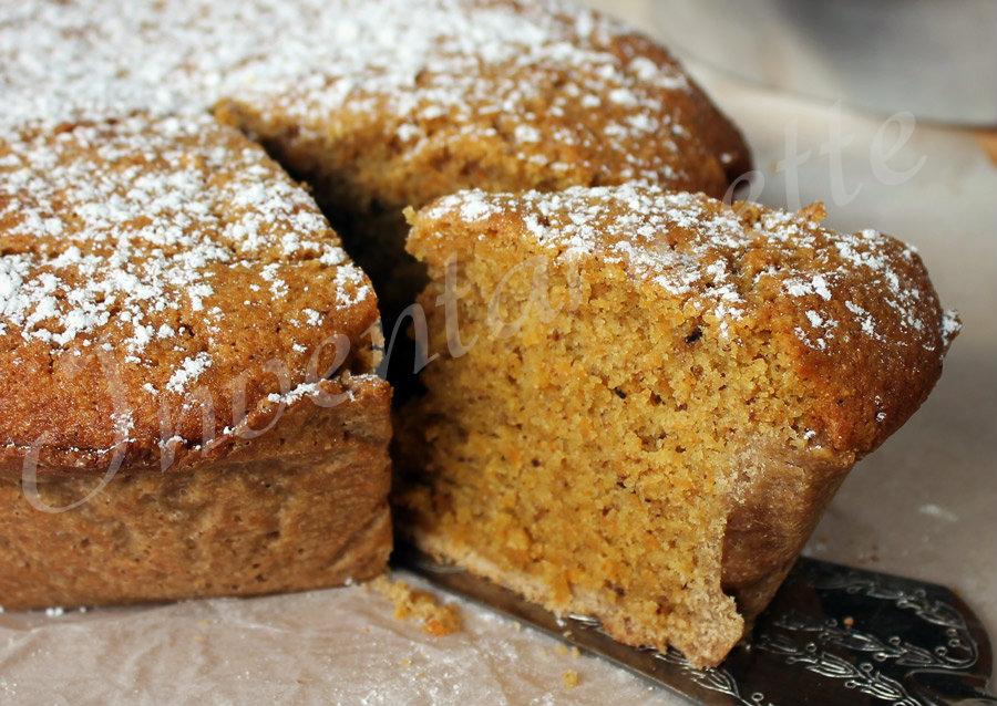 Favori Torta di Carote in Guscio d'Orzo e Burro d'Arachidi  IP04