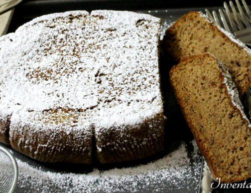 La Flufflosa al melograno, Chiffon cake al melograno