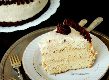 Caramel Cake | Torta al caramello e cioccolato