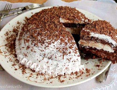 Zuccotto Cioccolato e Amarena