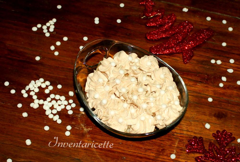 Dessert con Savoiardi e Crema al Caramello