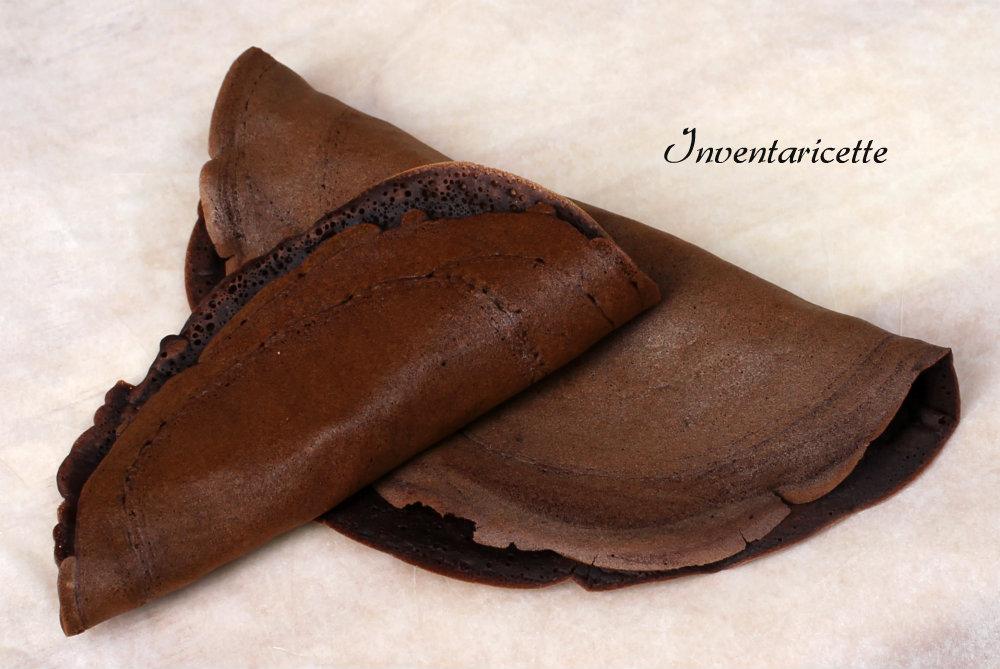 Crepes ricetta al cioccolato