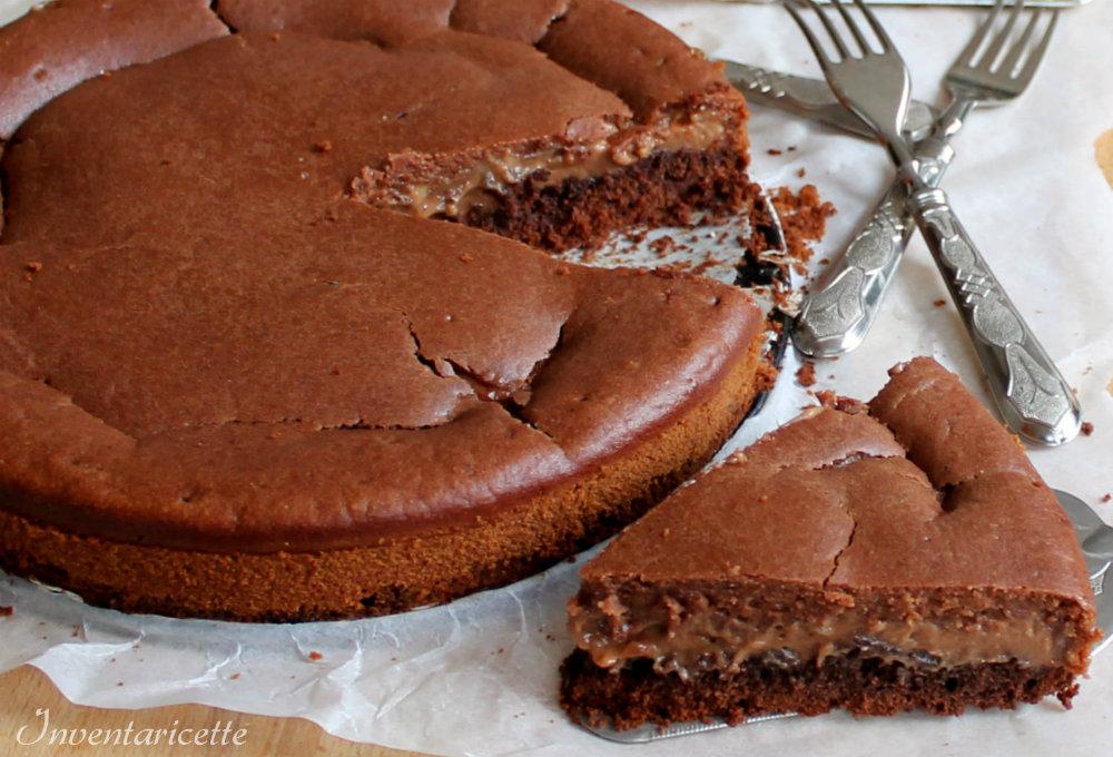 torta al cioccolato cremosa ricetta