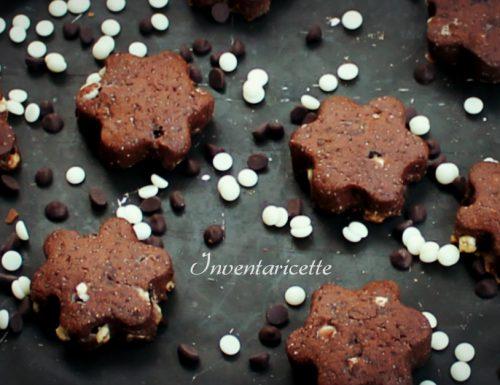 Black&White – Frollini al Cioccolato Doppio