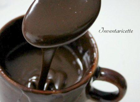 Glassa Nutella e Caffè
