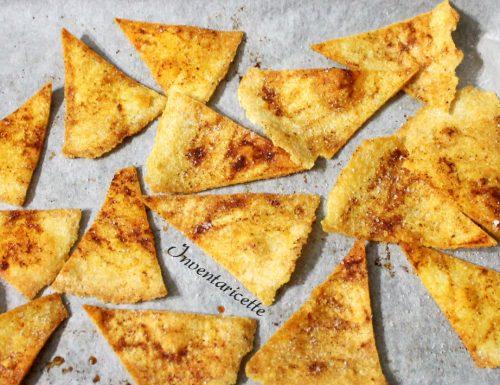 Tortilla Chips – Nachos alla Paprika