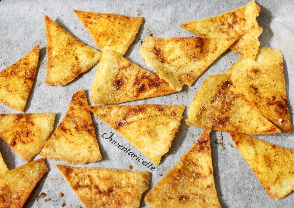 Nachos alla Paprika - Tortilla Chips