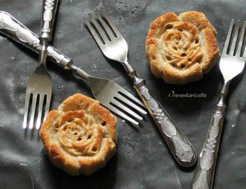 Tortine Saracene al Mandarino e Cardamomo