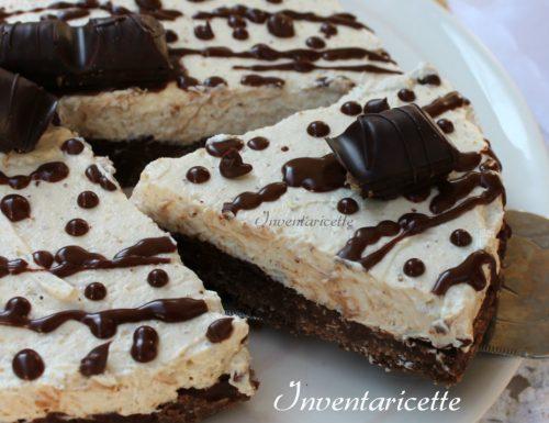 Cheesecake Cioccolato e Nocciole | Ricetta Facile