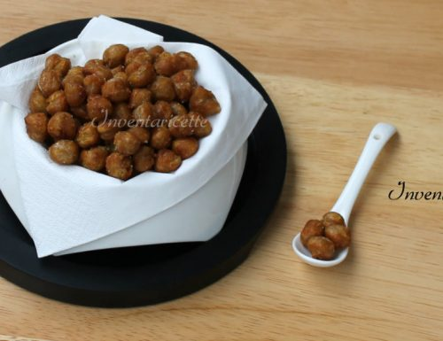 Ceci Croccanti alla Paprika | Aperitivo Salato