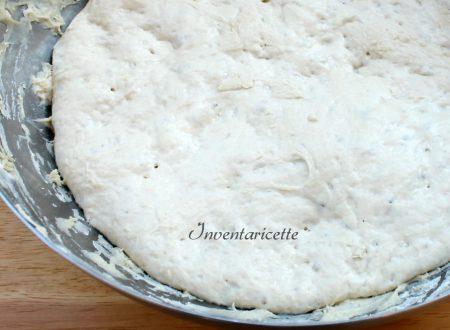 Pizza | Impasto Base con Lievito di Birra