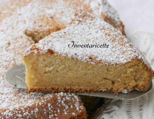 Torta Sofficissima all'Arancia | Ricetta Facile