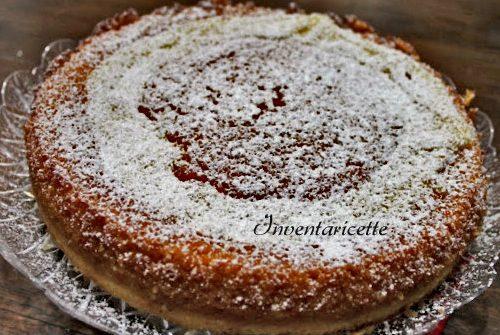 Torta Camilla |Torta Carote e Mandorle