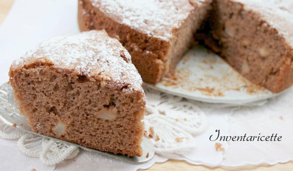 Torta Mai Ais   Torta di Mele alla Nutella