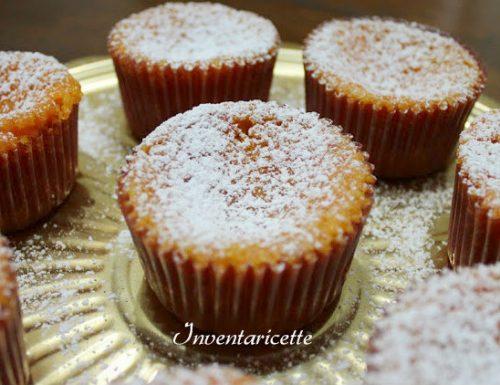 Tortine alla Zucca | Ricetta con Mandorle e Arancia