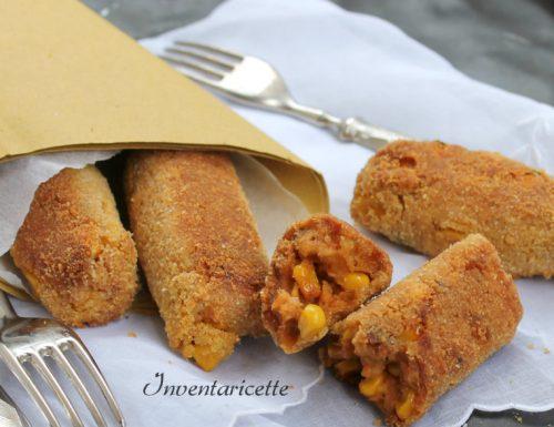 Crocchette di Patate Tonno e Pomodoro | Ricetta facile