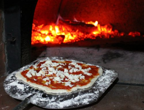 Impasto per Pizza Forno a Legna   Preparazione Base