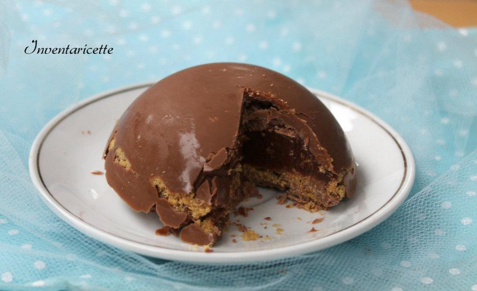 Cioccolatina Cremosa al Biscotto | La nuova frontiera dei cioccolatini ripieni