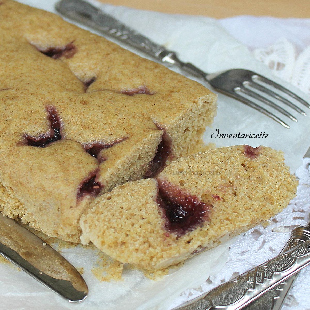 Plumcake Integrale   Ricetta Senza Forno