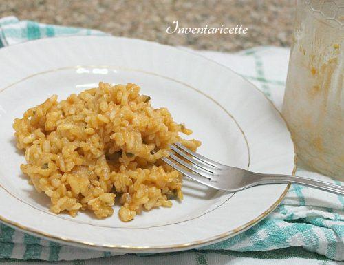 Riso al Pomodoro in Vasocottura