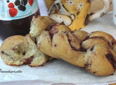 Treccia di Patate alla Marmellata | Sofficissima