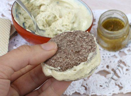 Biscotto Gelato al Pistacchio e Cioccolato | Ricetta Furba
