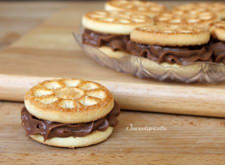 Route chiboust al cioccolato | Torta biscotto e crema