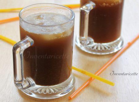 Coffee Ice | Caffè freddo senza fornelli