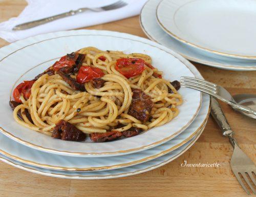 Spaghetti ai 2 pomodori