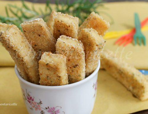 Bastoncini di tofu aromatici