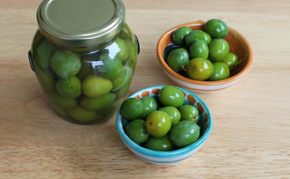 Olive all'acqua