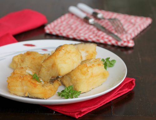 Baccalà fritto croccante