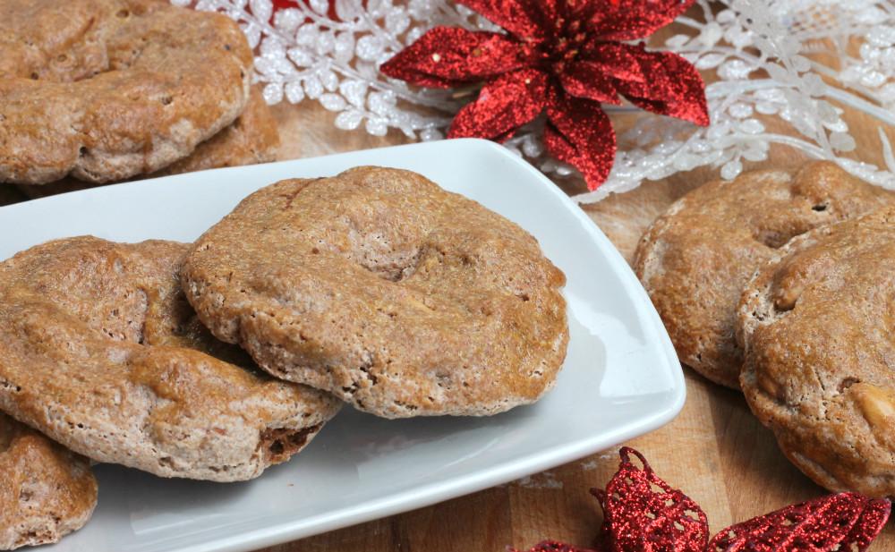 ROCCOCò NAPOLETANI ricetta biscotti di Natale tradizionali