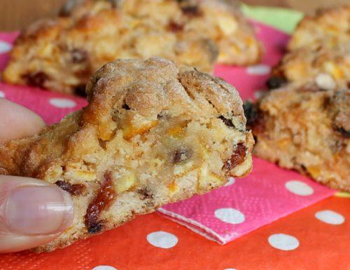 MORSETTI DOLCI ricetta biscotti facilissimi
