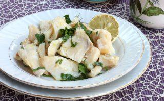 Baccalà prezzemolo aglio ricetta BACCALA' PREZZEMOLATO