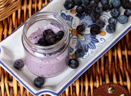 RIMEDIO PER LA STITICHEZZA chia pudding allo yogurt