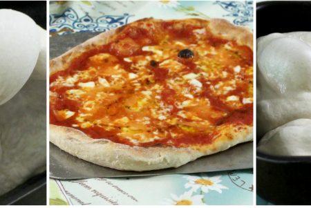 IMPASTO PIZZA CON BOLLE la mia pizza PERFETTA