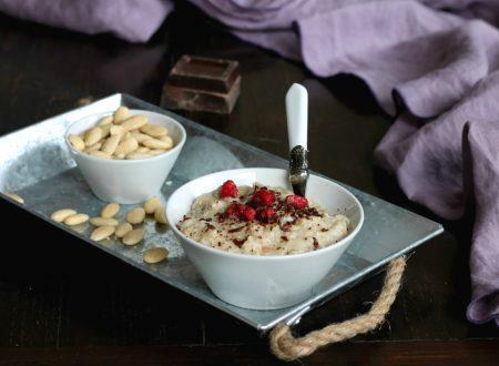 PORRIDGE ricetta anti fame e perdi peso